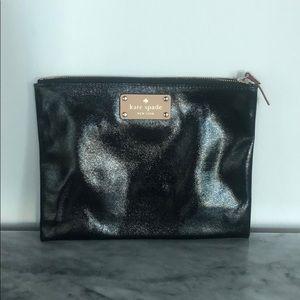 Kate Spade zipper clutch pouch